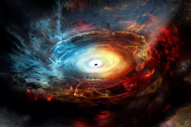 黑洞如何将周围吸积盘发出的光反射回自身?
