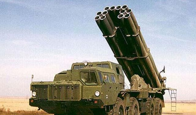 逆潮流而行?俄军高兴接收新型火箭炮,却发现是老装备换壳子