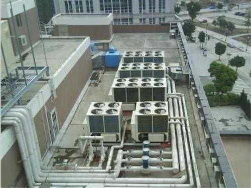 """空气能热泵两联供""""水空调""""和氟空调哪个更节能舒适?"""