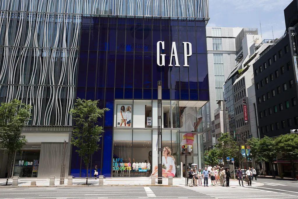 Gap计划退出英国和欧洲市场 仅保留线上业务