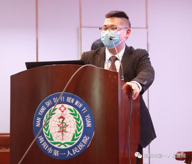 南阳市第一人民医院:学习服务礼仪 提升服务技能