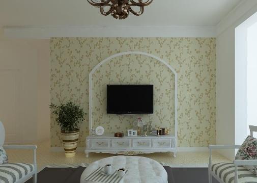 你家客厅还装壁纸电视墙吗?太过时了,学潮流这么装好看又省钱