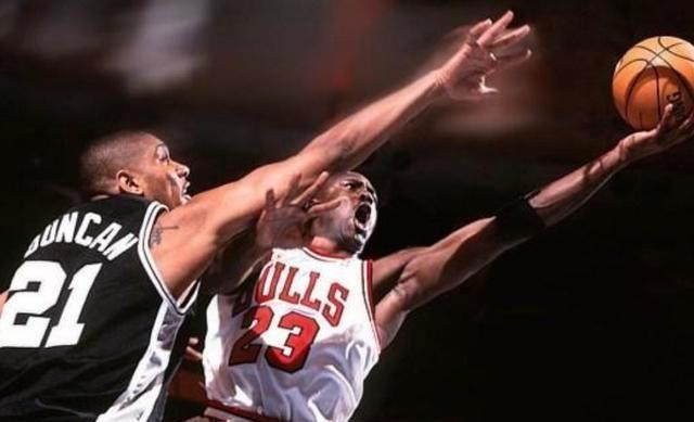 ��伯��早年言�:NBA因�槲腋囊��t,所以�痰げ庞腥绱私y治力