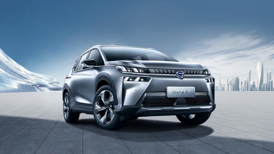 国产电动车没竞争实力 埃安v是最好的反击 新车 新浪汽车