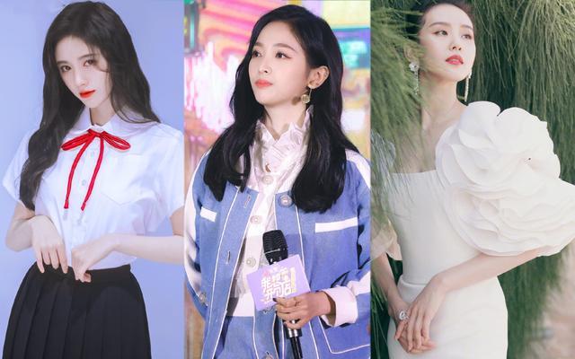 唐嫣、周冬雨、陈妍希的穿搭法则!