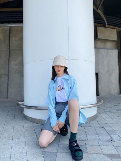 女生的日常穿着如何穿出时尚感,超会穿的沈梦辰穿搭小技巧可借鉴