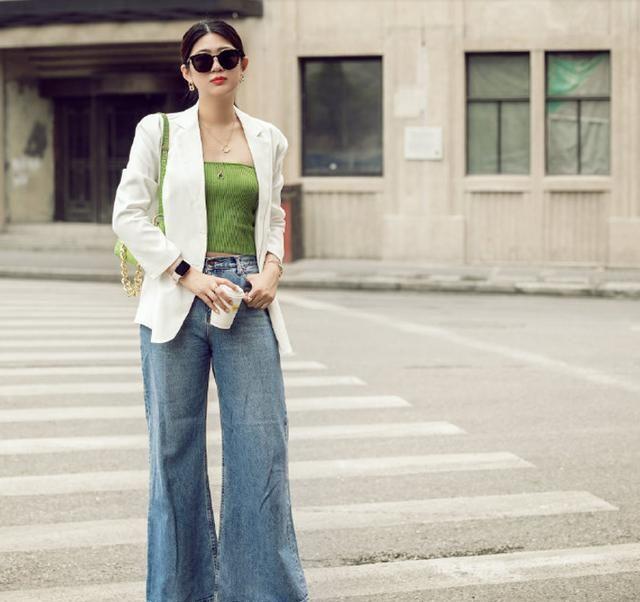 集美夏季穿搭指南:时尚博主在线教学,OPPO Watch原来要这样戴