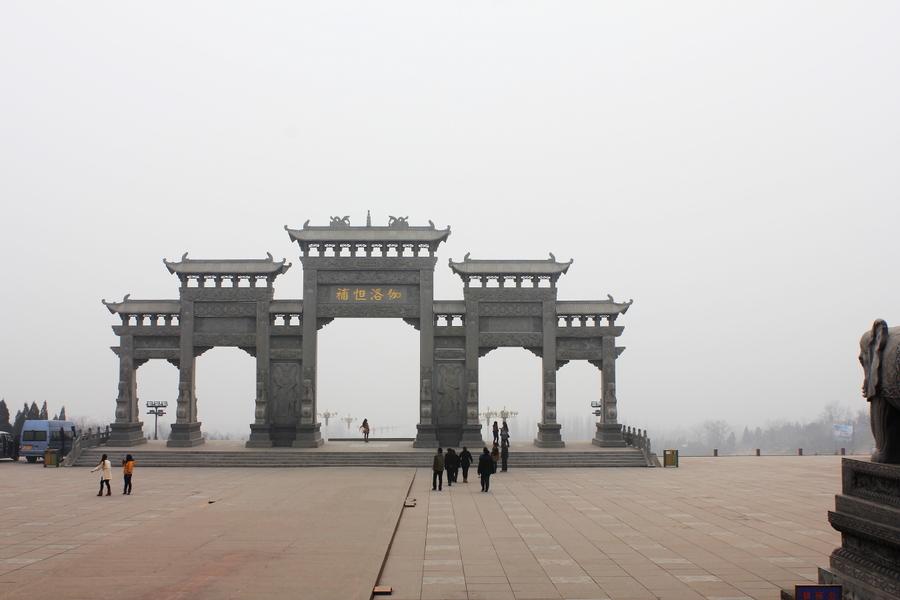 """河南许愿最""""灵""""的古寺,当地人常爱来此祈福,距郑州2小时车程"""