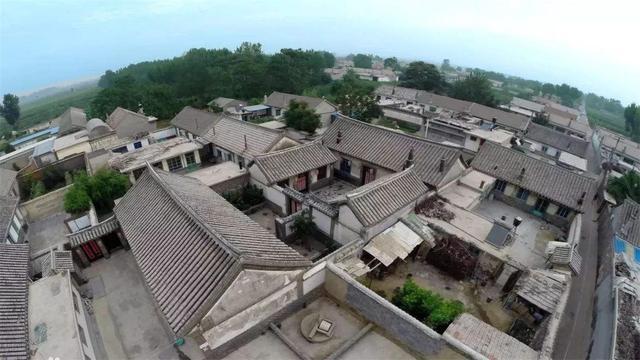 山东沿海保存最好的古村落,就在烟台龙口,还被评为中国传统村落