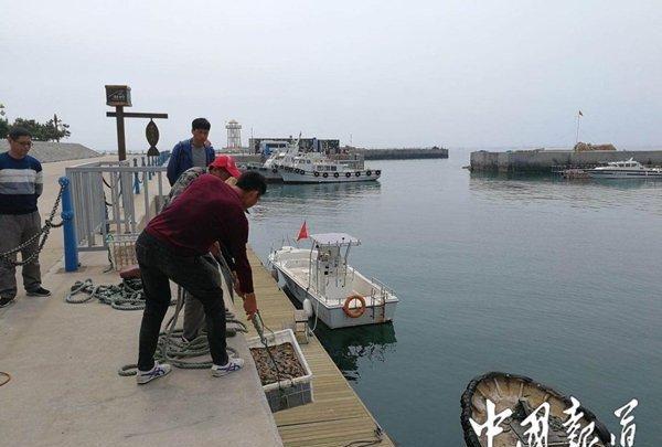 青岛西海岸新区深度耕耘涉海涉蓝产业