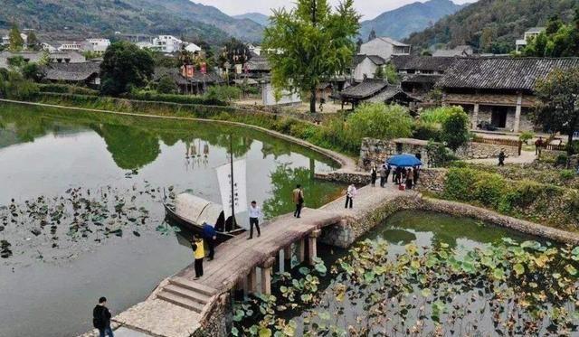 浙江永嘉中国景观村落,汪氏聚居之地
