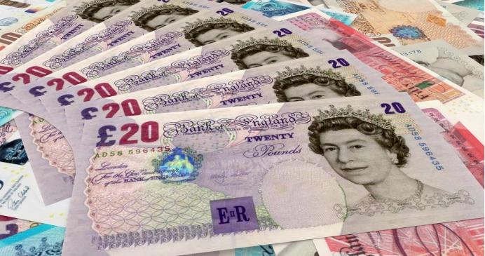 借钱不赚钱还会亏钱!英国首次发行负利率债券,exness怎么样