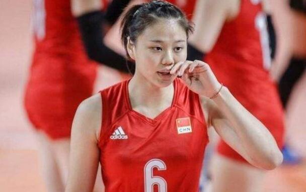 中国女排又一球星诞生,谦虚低调人品好,实力不输张常宁