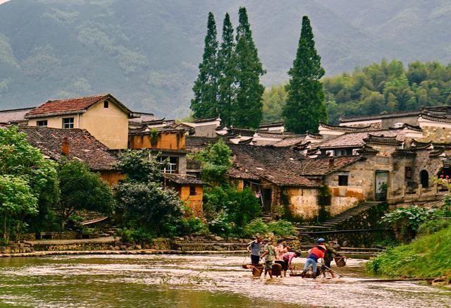 浙西最美丽的古镇,最值得去的5A景区廿八都,却鲜为人知