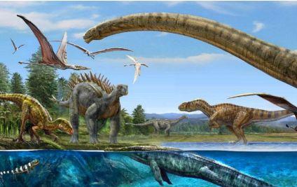 远古时期的恐龙是人类圈养的宠物?墨西哥发现神秘古物就是证据