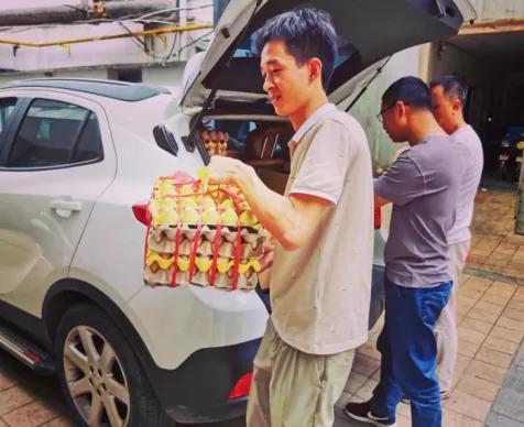 新干供销惠农服务中心携手南昌市新干商会助力扶贫农产品销售