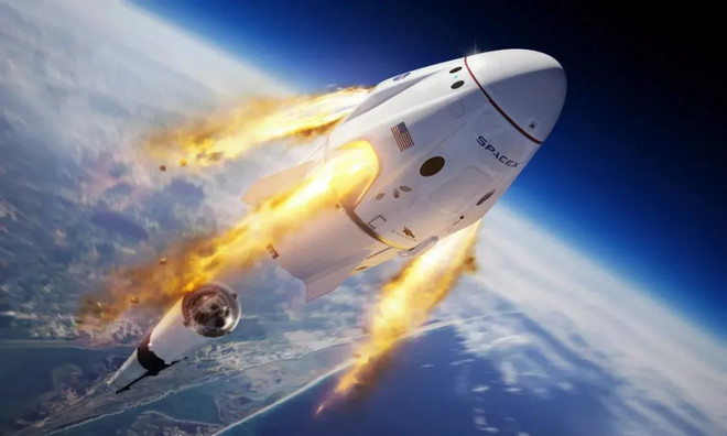 《【万和城代理平台】再发艘火箭,特斯拉市值就能超丰田,马斯克真是顶流KOL》