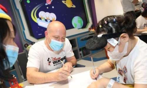 全新设计的迪士尼欢乐屋在上海儿童医学中心开幕