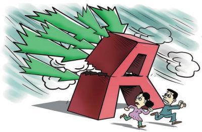 《【万和城平台网】中国股市凌晨发布一则消息,利空风暴即将来袭,本周跌破2800已定》