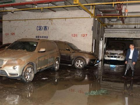 暴雨后泡水车都去了哪里?内行人告诉你真实情况