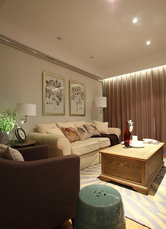 三房装修配色温暖又亲切,喜欢美式风格的你不要错过,真心很实用