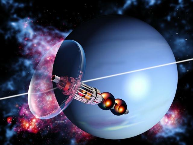 宇宙飞船可否作光速飞行?科学家:如若实现,或将进入另一个时空