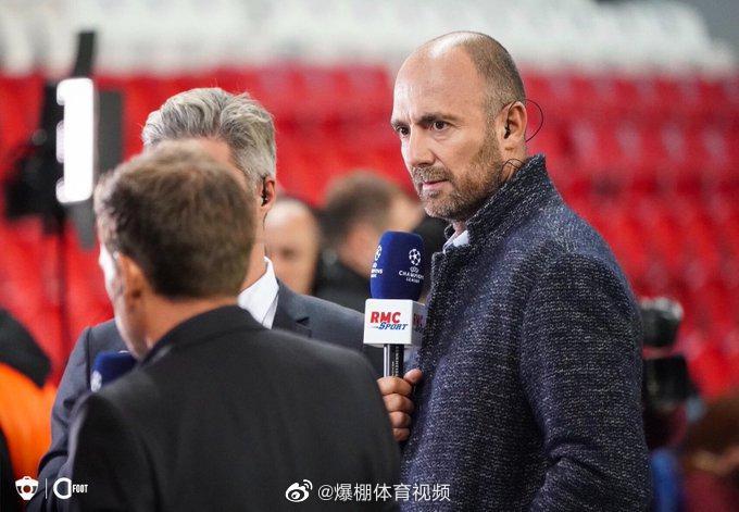 前法国国脚和巴萨球员杜加里在接受RMC采访时……