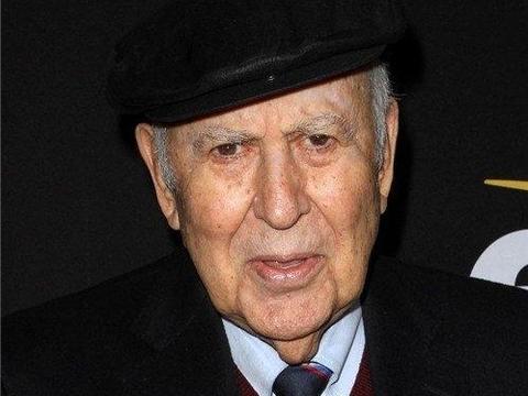 美国导演卡尔雷纳去世,曾11次获得艾美奖,享年98岁