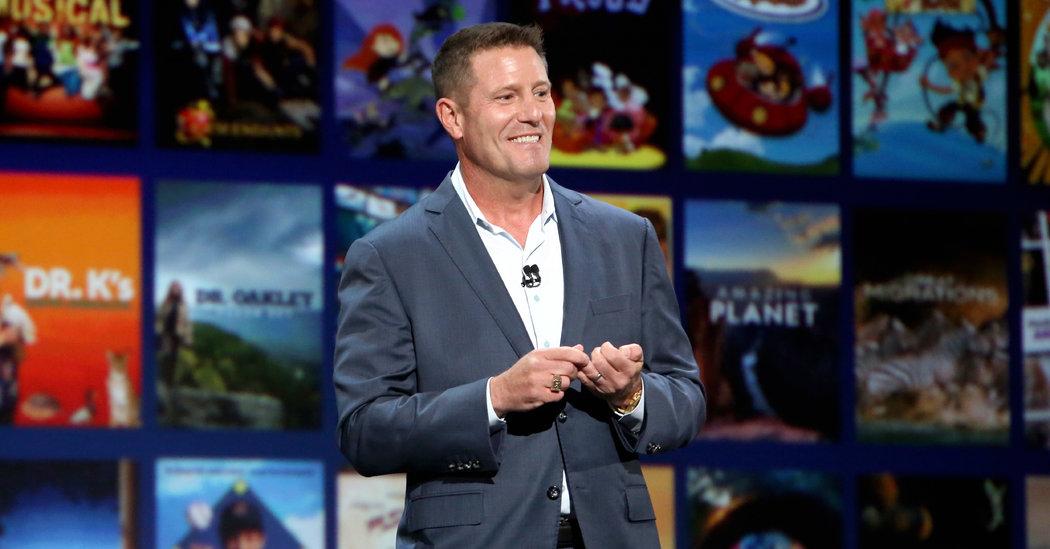 曾任迪士尼高管的TikTok首席执行官凯文·梅耶尔