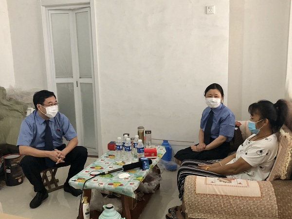 山东省三级检察机关上下联动化心结