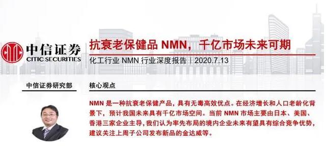 《【万和城品牌】NMN遭