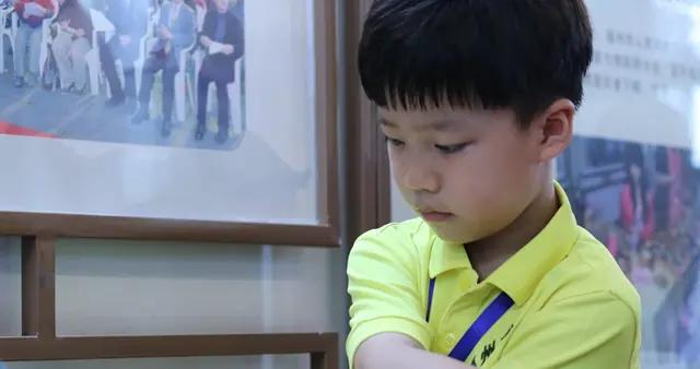 福州围棋少年庄杰睿驰被杭州棋院录取