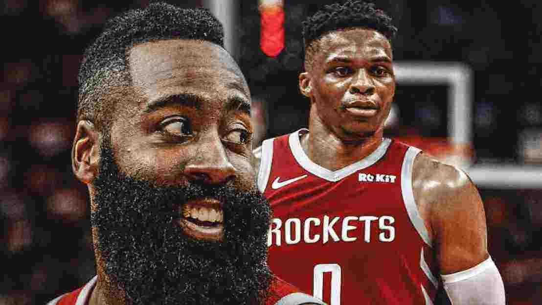 NBA常规赛一场排位赛结束,火箭队102-110不敌开拓者