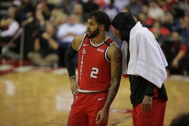NBA停摆之前,开拓者队就是被看好的球队,ESPN预测第八名归属的时候