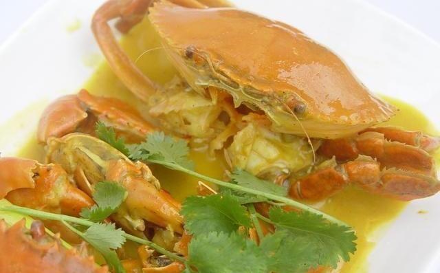 家常美食推荐:咖喱椰香蟹,私房酱鸭膀,乡土焖酱猪蹄