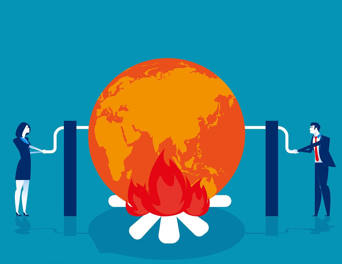 全球变暖以一种自己的方式陷入了恶性循环