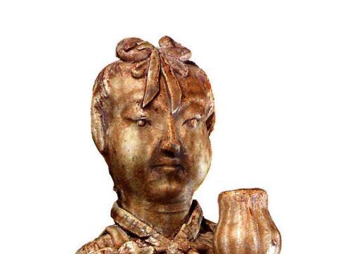 中国陶瓷文化,药王孙思邈像和受到宋代文人赞美的兔毫纹瓷器