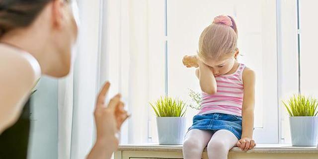 育儿问答:孩子做错事之后,家长如何做?分4个步骤