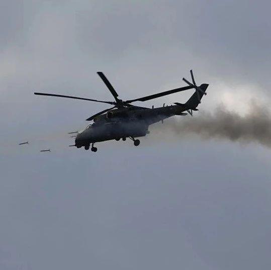 【中亚简讯】俄罗斯再向乌兹别克斯坦供应4架米-35M直升机