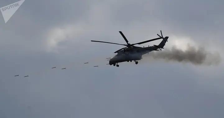 俄罗斯再次向乌兹别克斯坦供应四架米-35M直升机