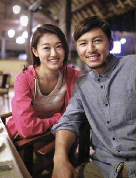 好甜蜜 Tvb小生袁伟豪宣布1年前向女友求婚成功