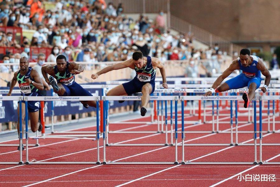13秒15,英国名将波兹斩获110米栏钻石联赛冠军,刘翔时代已远去