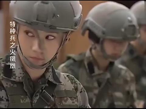 女兵参加特战训练,含泪写下遗书,遗书上的内容是亮点