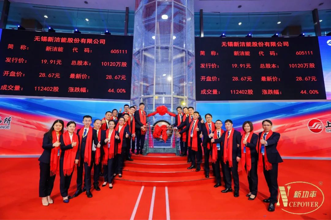 《【万和城在线平台】中国半导体功率器件设计领军者——新洁能今日登陆A股》