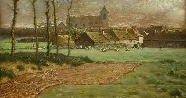 法国著名画家让·弗朗索瓦·米勒生平及油画作品赏析