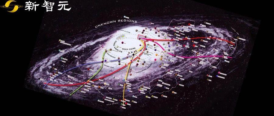 AI构建「银河系漫游指南」,首次绘制宇宙超详细3D地图