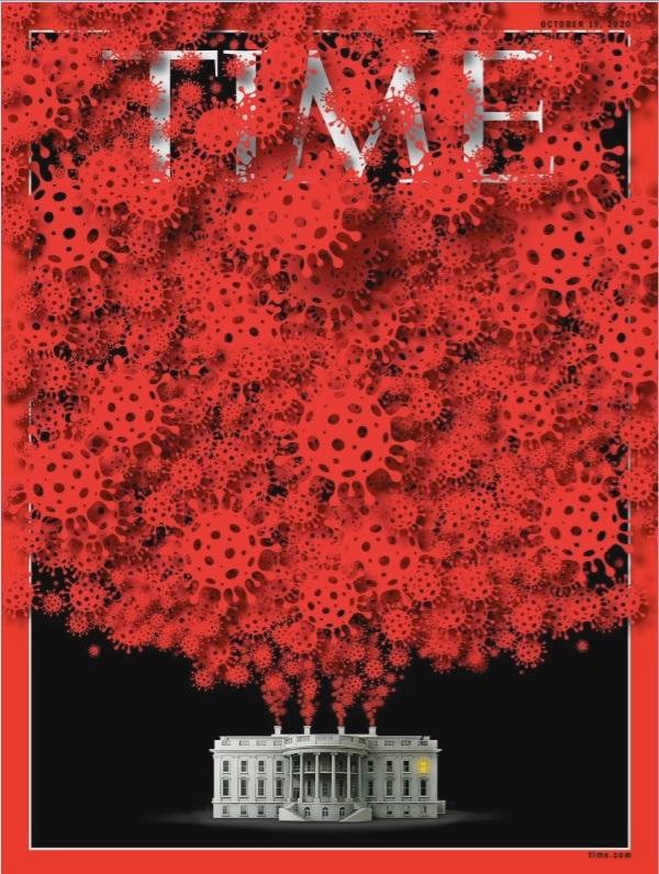 《TIME》:唐纳德・特朗普被迫面对其个人、及政治上的脆弱