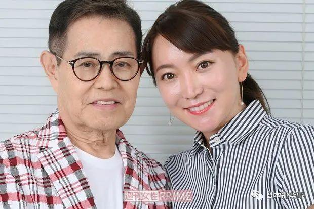 忘年恋也有真爱 加藤茶加藤绫菜夫妇故事感动人心