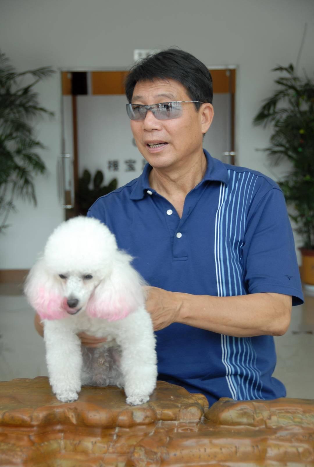 """它是一条见证中国足球兴衰的宠物狗:根宝基地的""""曼联""""宝贝走了!"""