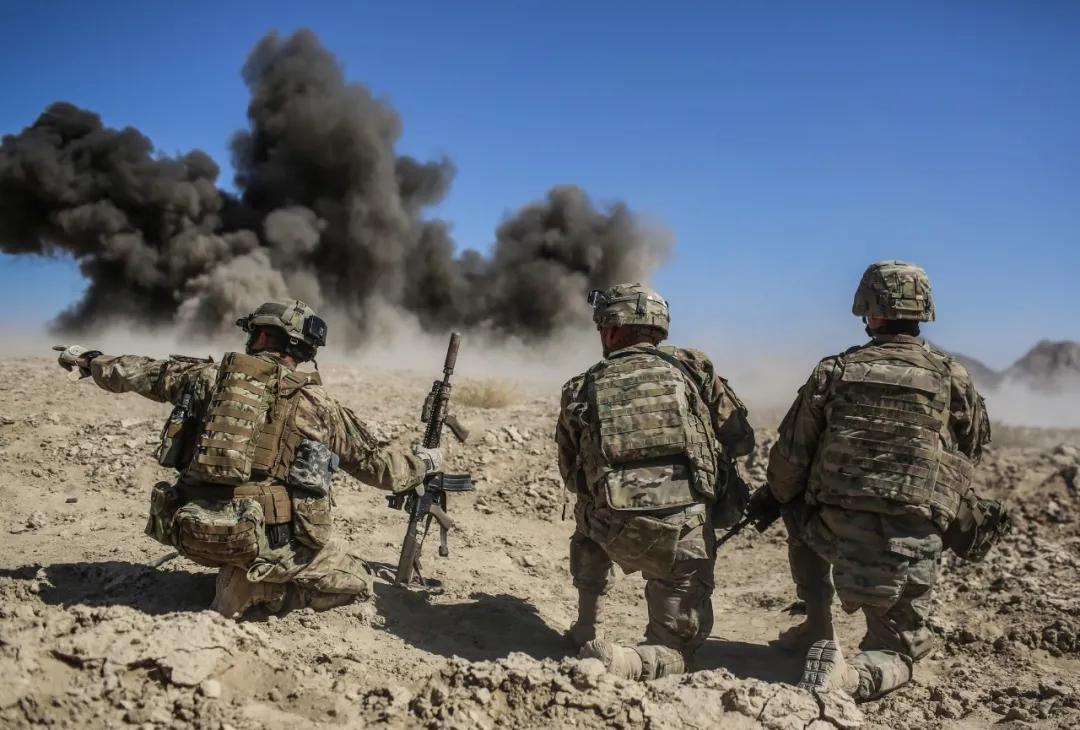 美拟解散非对称作战大队 做好打大规模常规战争准备